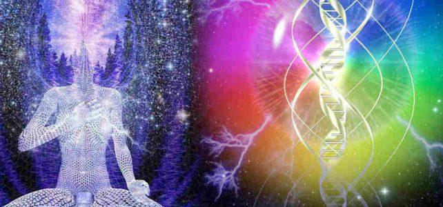 Décodage biologique Alignement énergétique humain énergie adn universel