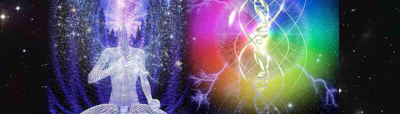 Alignement énergétique humain énergie adn univers